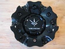 Verde V41 Regency Black Wheel Rim Centercap Center Cap C