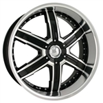 DIP Wheels Heat Center Cap C10D92M C10D92M01