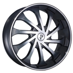 Phino Wheels PW138 Replacement Center Cap