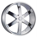 Phino Wheels PW58 Replacement Center Cap