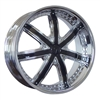 Velocity Wheel VW500 Center Cap Serial Number STW195-1CAP