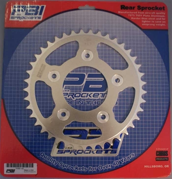 TZ250 2001-2005 Rear Sprocket - PBI/RSC 38T  - replaces 5KE-25438-10