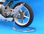 REAR STAND Honda RS125 95-04, NSF250R, Moriwaki MD250 (old # BA-NX4-95R)