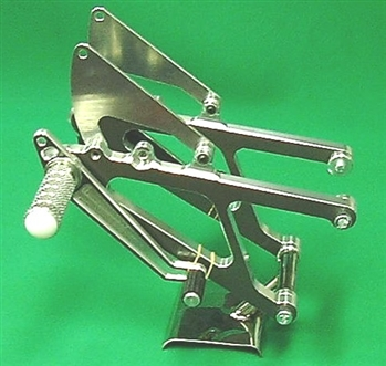 BATTLE REARSET ASSY RS125 95-up, and Moriwaki MD250 STD