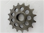 Honda RS250 (NX5) Front sprocket 16T used