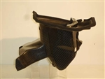 Short over the radiator carbon Ram Air airbox Kit - NSF250r - note:  must relocate the oil tank