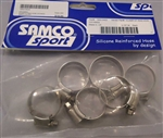BMW S_BMW-2  Samco Silicone Hose Clamp Kit