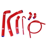 Ducati Panigale 1199 R and S 2012 - 2014 (7) Samco Silicone Hose Kit