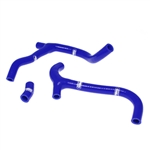 Honda CRF 450 R 2009 - 2012 (3) 'Y' Piece Race Design Samco Silicone Hose Kit