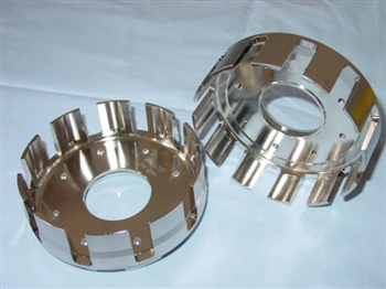 RS125 Talon Billet clutch Basket