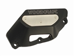 60-0740LB - WoodCraft,  Aprilia RSV4 Stator Cover Prot., Blk Engine Covers