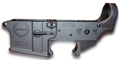 ABI Tactical Stripped Lower