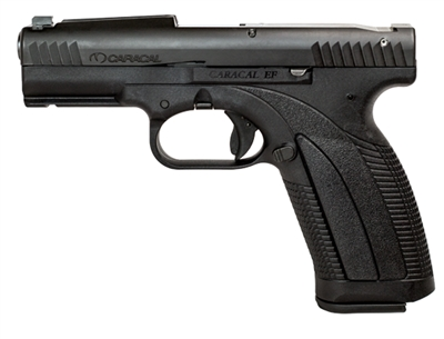 Caracal® Enhanced F pistol with Quick Sight™ System