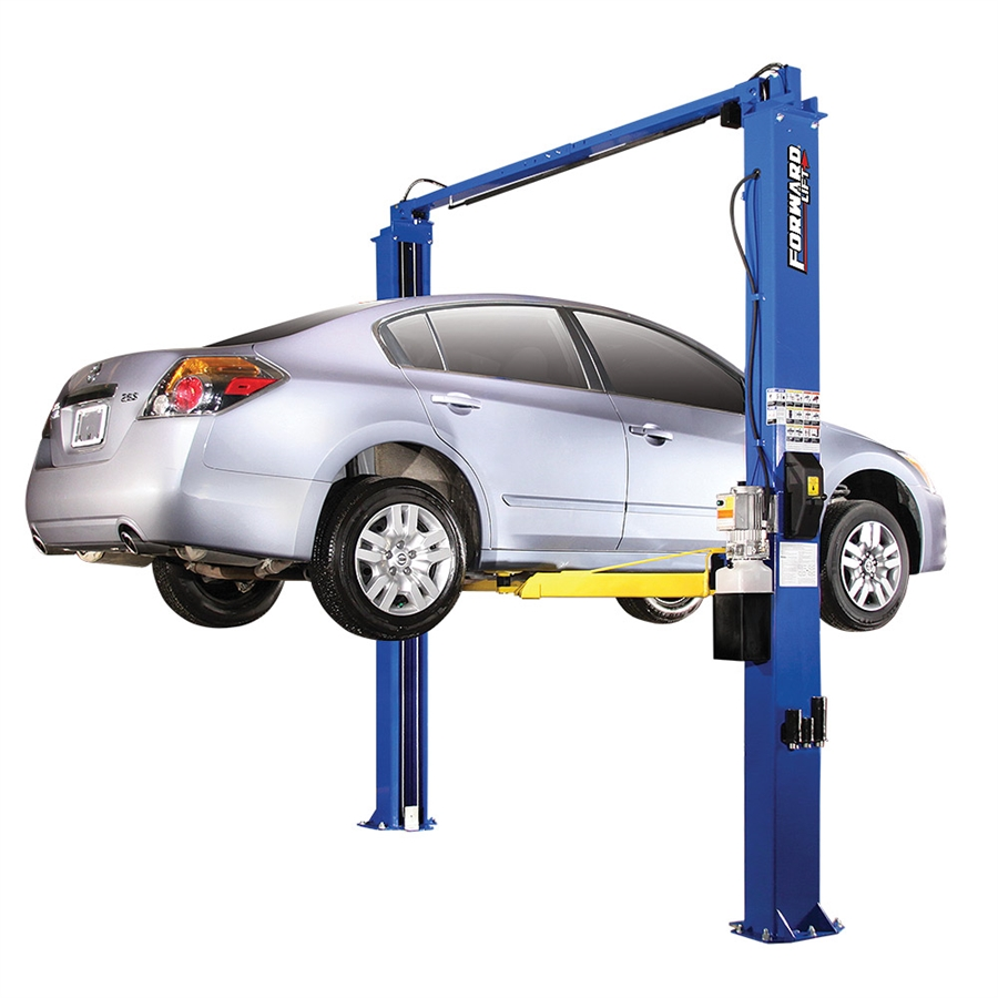 Forward DP10A2 Two Post Challenger Bendpak Rotary Car Lifts