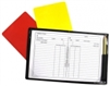 Referees Note book with cards & pencil