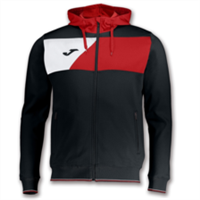 Crew Hoody full zip (adult)