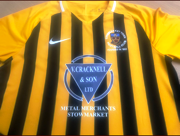 Official Home Shirt (youth)