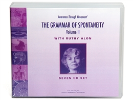 Grammar of Spontaneity, Vol. 2 CD Set, by Ruthy Alon