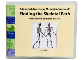 Advanced Feldenkrais Lessons Finding Skeletal Path with David Zemach-Bersin