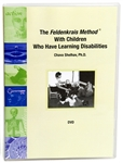 The Feldenkrais Method with Children Who Have Learning Disabilities, Chava Shelhav, Feldenkrais Research