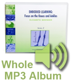 Embodied Learning: Focus on the Knees & Ankles II, by Elizabeth Beringer MP3 Download
