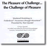 The Pleasure of Challenge, Alan Questel