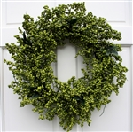 Spring Green Berry Wreath