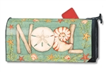 Sea Sun Wishes Time MailWraps Mailbox Cover