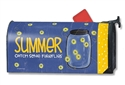 Summer Fireflies MailWraps Magnetic Mailbox Cover