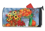Mum's the Word  MailWraps Magnetic Mailbox Cover