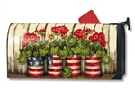 Glory Garden MailWraps Magnetic Mailbox Cover
