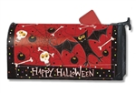 Bats & Bones MailWraps Magnetic Mailbox Cover Vicky Hutto