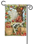 Apples Galore BreezeArt Garden Flag