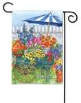 Fresh Picked BreezeArt Garden Flag