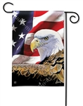 Spirit of Freedom BreezeArt Garden Flag