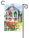 All-American BreezeArt Garden Flag