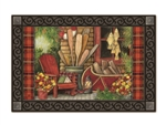 Fall Relaxation MatMates Decorative Doormat