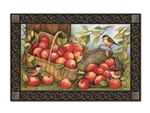 Apples Galore MatMates Decorative Doormat