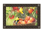 Apple Harvest Friends  MatMates Decorative Doormat