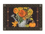 Autumn Pleasures MatMates Decorative Doormat