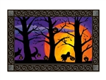After Dark MatMates Decorative Doormat