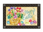 Easter Beauty MatMates Decorative Doormat