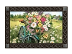 Morning Ride MatMates Decorative Doormat