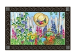 Springtime Beauty MatMates Decorative Doormat