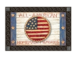 Homemade Memories MatMates Decorative Doormat