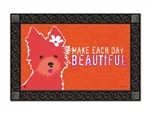 Each Day Beautiful MatMates Decorative Doormat