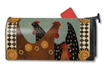 Morning Chatter Large MailWraps Mailbox Cover 20139