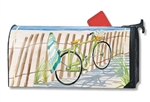 Beach Trail Large MailWraps Mailbox Cover
