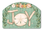 Sea Sun Wishes Time Yard DeSigns Magnetic Art