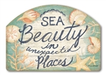 Sea Beauty Yard DeSigns Magnetic Art
